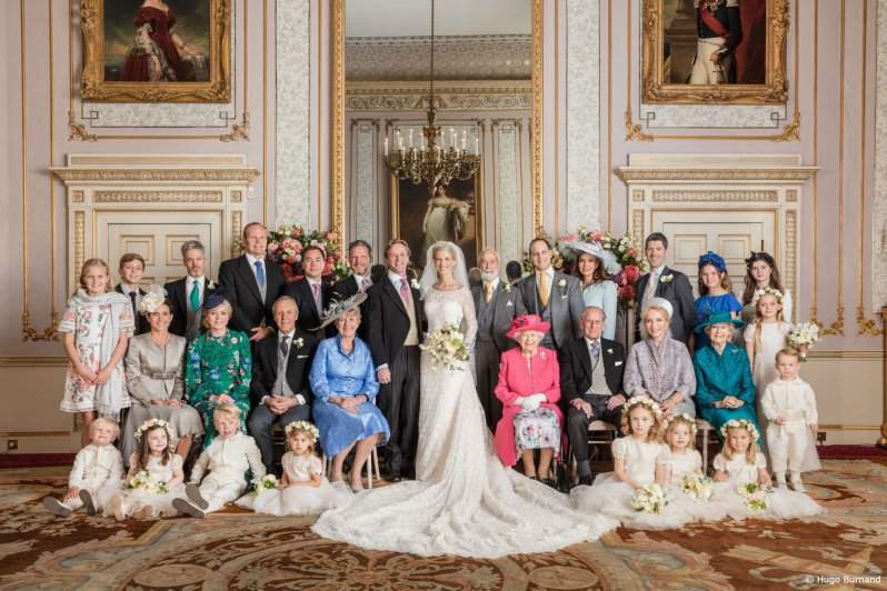 © Hugo Burnand / Royal Family