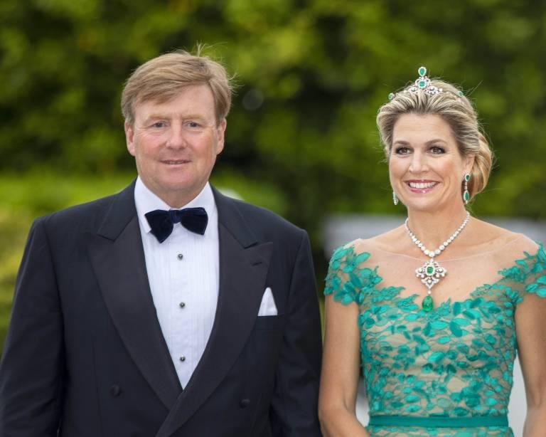 König Willem-Alexander und Königin Maxima bleiben drei Tage in Irland  ©imago images / PPE