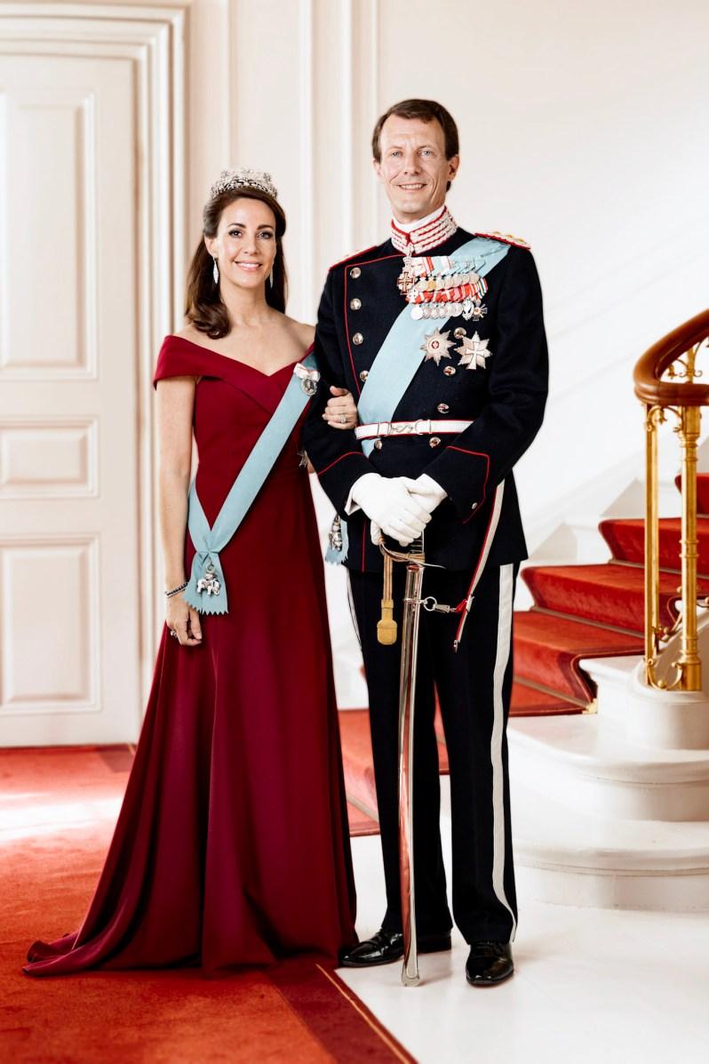Prinzessin Marie und Prinz Joachim sind seit 2008 verheiratet. Für den Dänen ist es die zweite Ehe.  ©Steen Brogaard, Kongehuset.dk