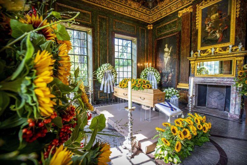 Im Koepel van Fagel wurde für Prinzessin Christina eine Art Begräbniskapelle eingerichtet, da sie nicht in der Nieuwe Kerk beigesetzt wird.  ©imago images / Hollandse Hoogte