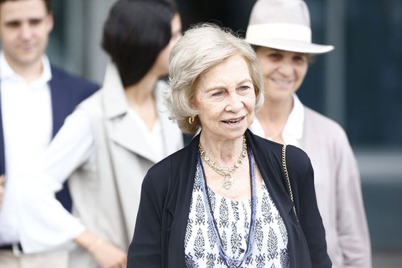 Alt-Königin Sofia hat beim Volk viele Sympathien. Die gebürtige Griechin blieb dem Königshaus nämlich immer treu ergeben – auch als Affärengerüchte um Juan Carlos die Runde machten.  ©imago images / CordonPress