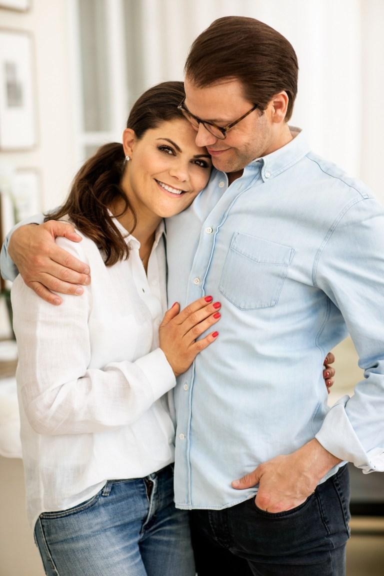 Seit 2001 sind Kronprinzessin Victoria und Prinz Daniel ein Paar. © Linda Broström Kungl. Hovstaterna / Linda Broström