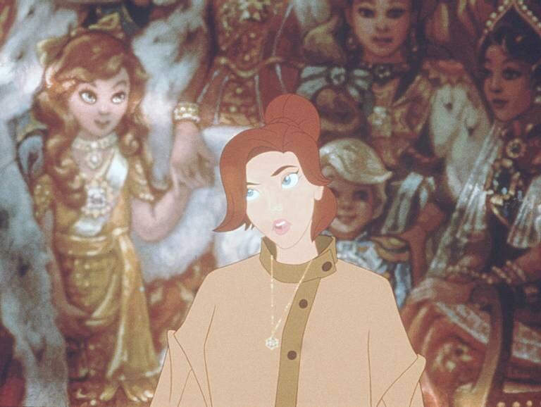 """Der Fall Anastasia wurde auch von Hollywood aufgegriffen. 1956 erschien der Film """"Anastasia"""" mit Ingrid Bergman in der Hauptrolle. 1997 liefert Disney die Zeichentrick-Version. © imago images / United Archives"""
