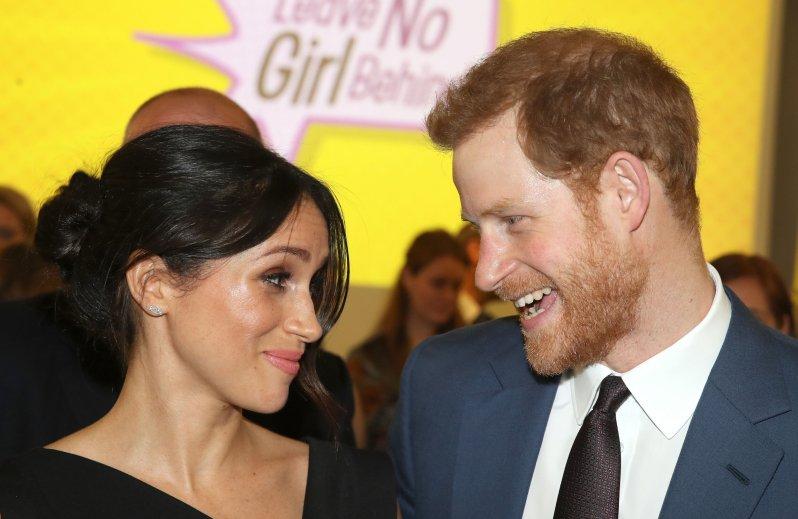Ganz privat: Herzogin Meghan und Prinz Harry gewähren bald Einblicke hinter die Kulissen.  © picture alliance / empics