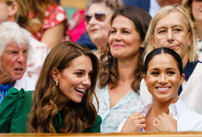 """Herzogin Kate und Herzogin Meghan unterstützen gemeinsam die """"Every Mind Matters""""-Kampagne  © picture alliance / Photoshot"""