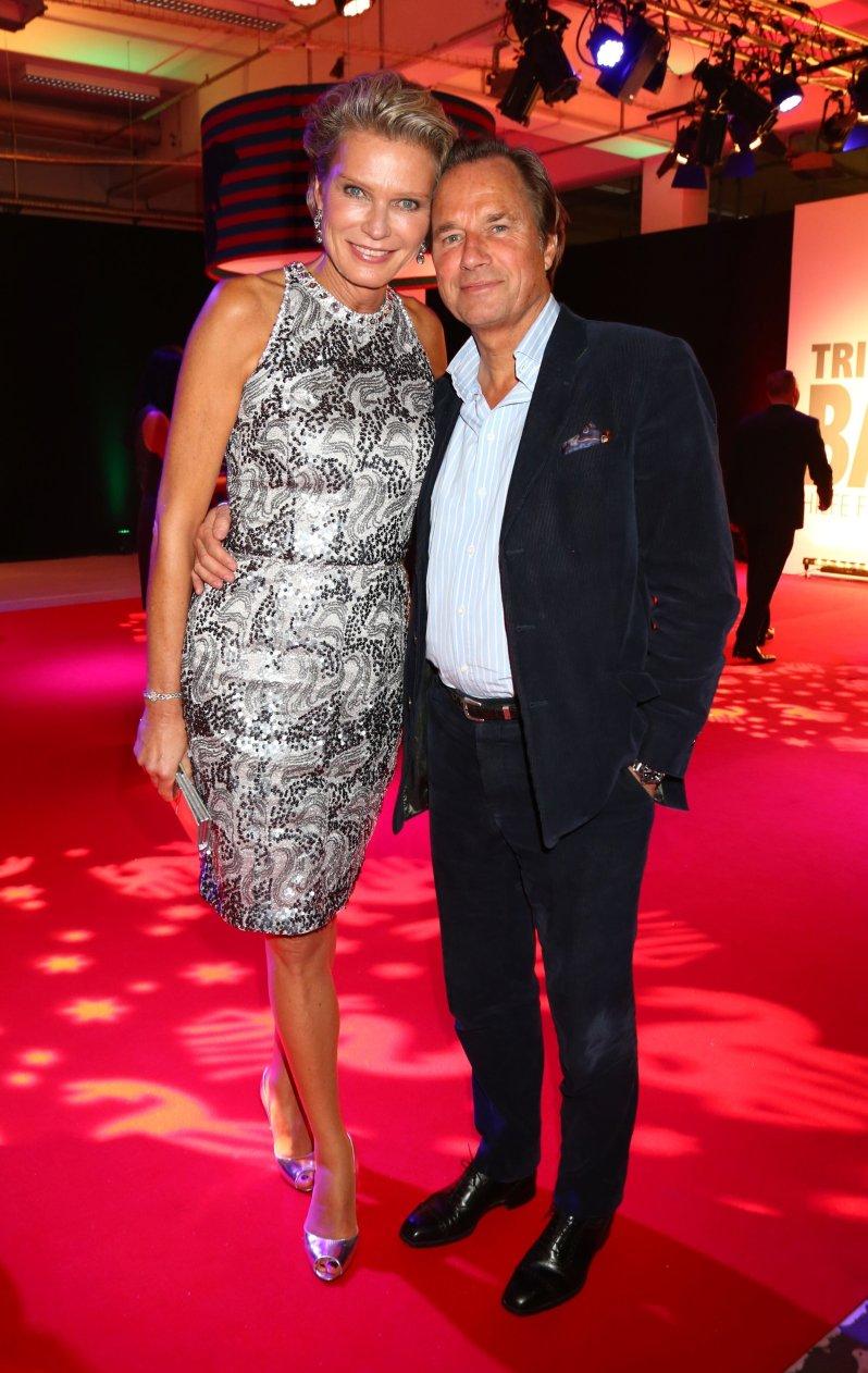 Acht Jahre waren Stephanie von Pfuel und Hendrik te Neues ein Paar.  © picture alliance/Eventpress