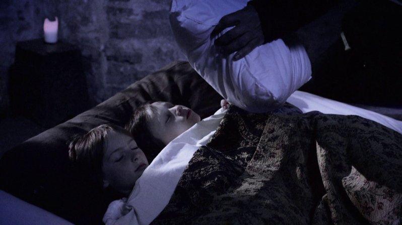 England im Jahr 1483: Edward und sein jüngerer Bruder Richard werden auf Befehl ihres Onkels Richard III. in den Tower von London gesperrt. Plötzlich verschwinden die zwei Jungen …  © ZDF/Matt Green
