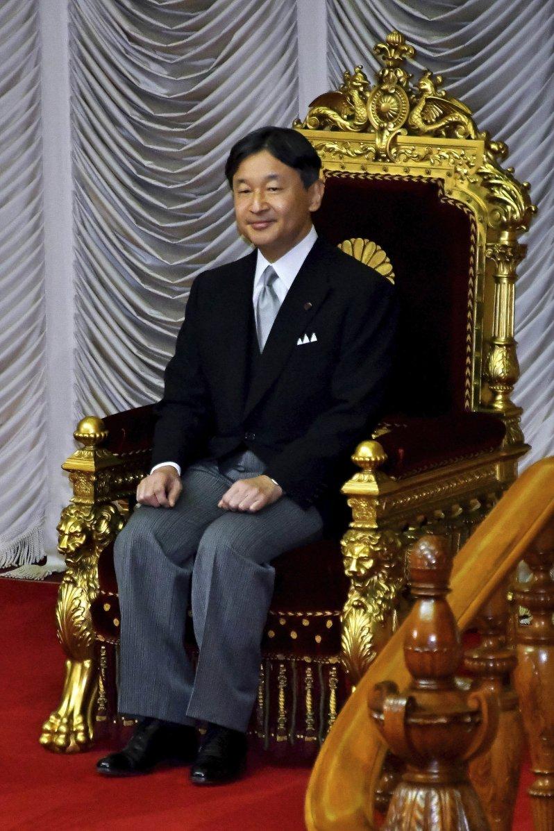 Seit dem 1. Mai 2019 ist Naruhito offiziell der neue Kaiser von Japan. Nun folgt noch die offizielle Inthronisierung, zu der rund 2000 Gäste aus über 170 Ländern eingeladen wurden.  © picture alliance/Geisler-Fotopress