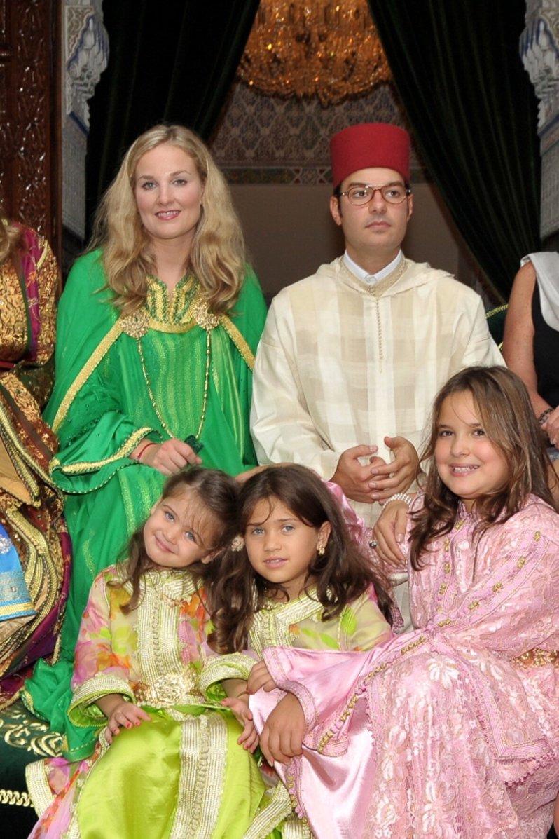 Lalla Anissa wurde als Anika Lehmkuhl geboren und lebt heute mit ihrem Mann in Marokko.  © picture alliance / abaca
