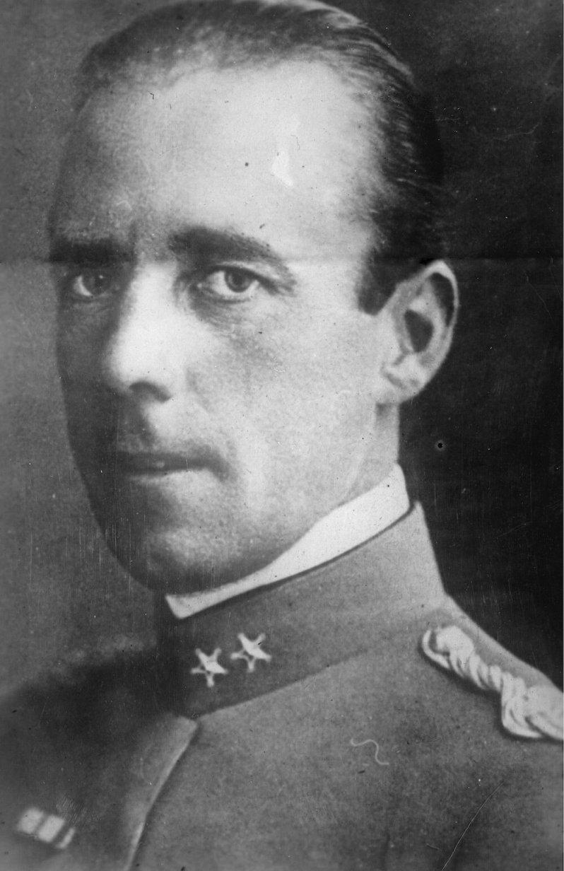 Im schwedischen Königshaus erinnert man sich bis heute an die Taten von Folke Bernadotte, Graf von Wisborg. © picture alliance/IMAGNO