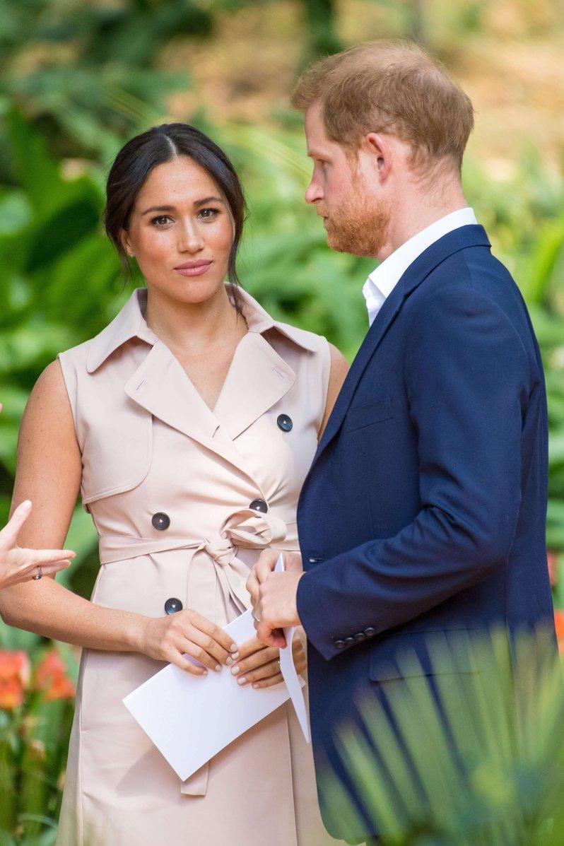Prinz Harry und Herzogin Meghan haben bereits mehrere Klagen gegen die britische Boulevardpresse eingereicht.  © picture alliance/RoyalPress Europe