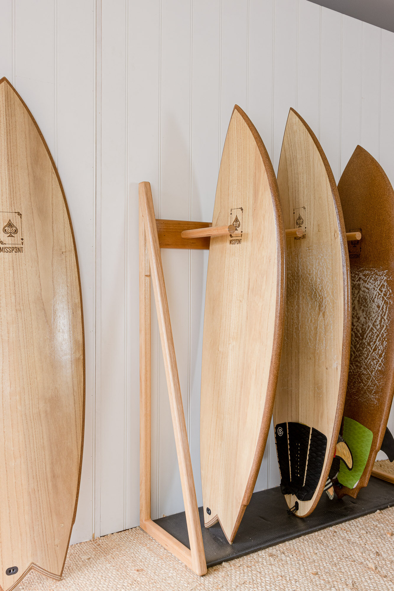 diy surfboard rack free downloadable