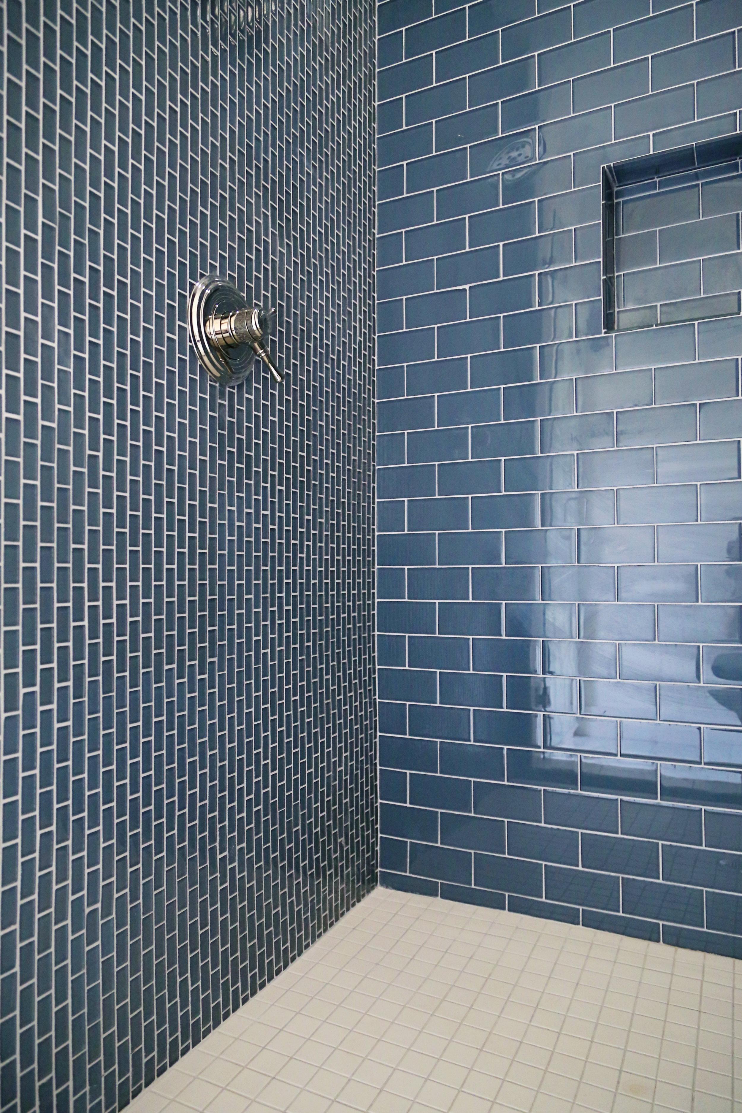 shower niche recessed wall niche by