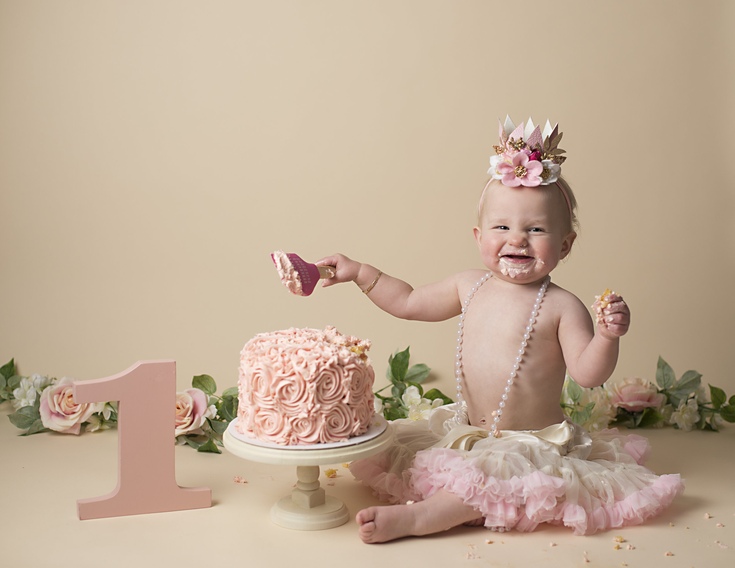 1st Birthday Cake Smash Photography Rosy Posy Photography Newborn Baby Child Cake Smash Family Photographer Leicester Nottingham Derby Birmingham Shepshed