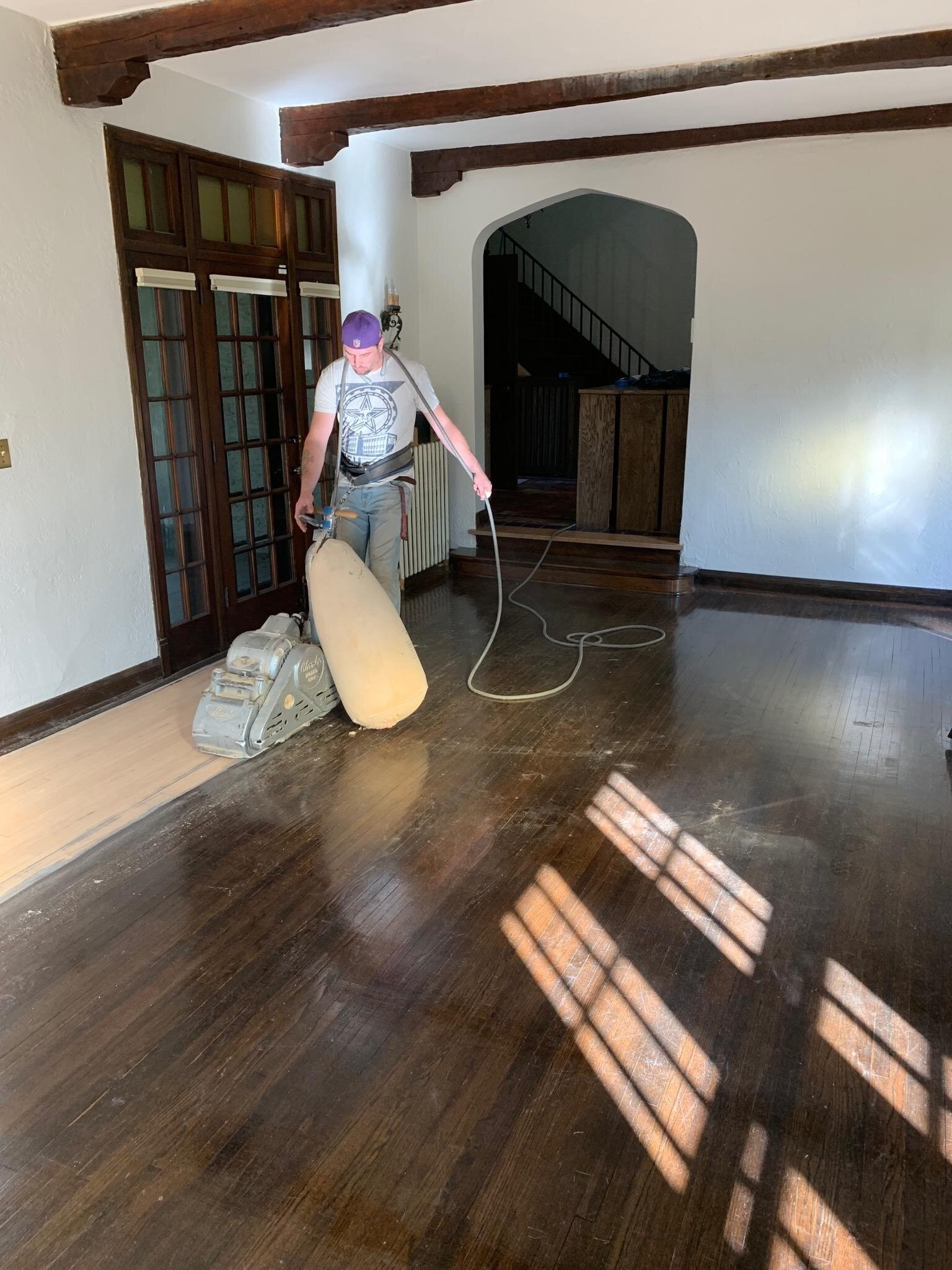 giving floors an espresso boost
