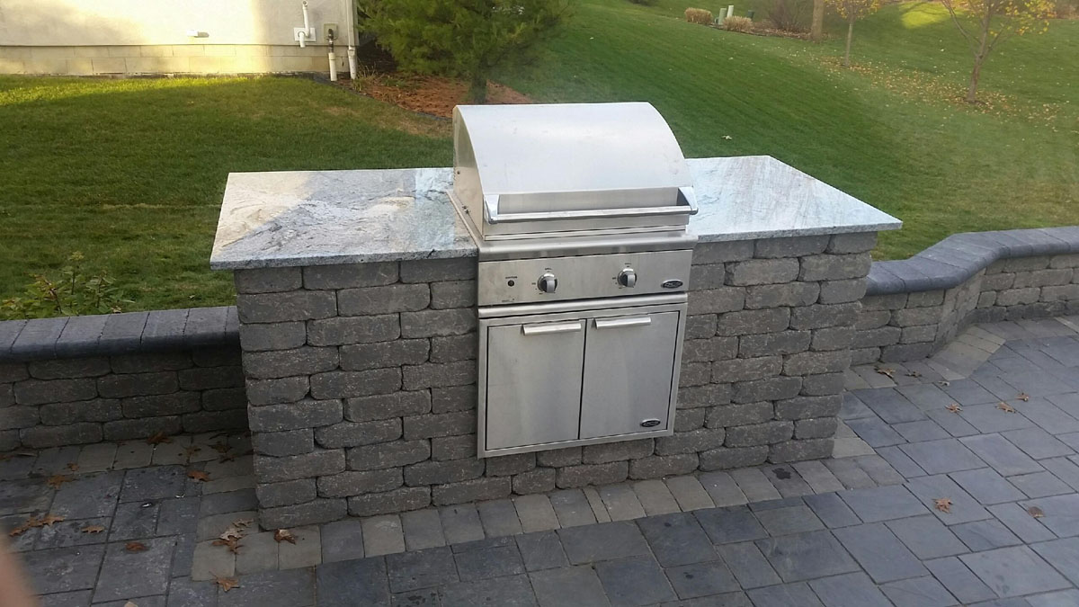 outdoor kitchens 9 trees landscape