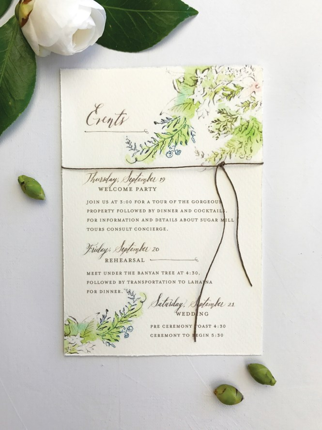 Wedding Invitations Paper Melange