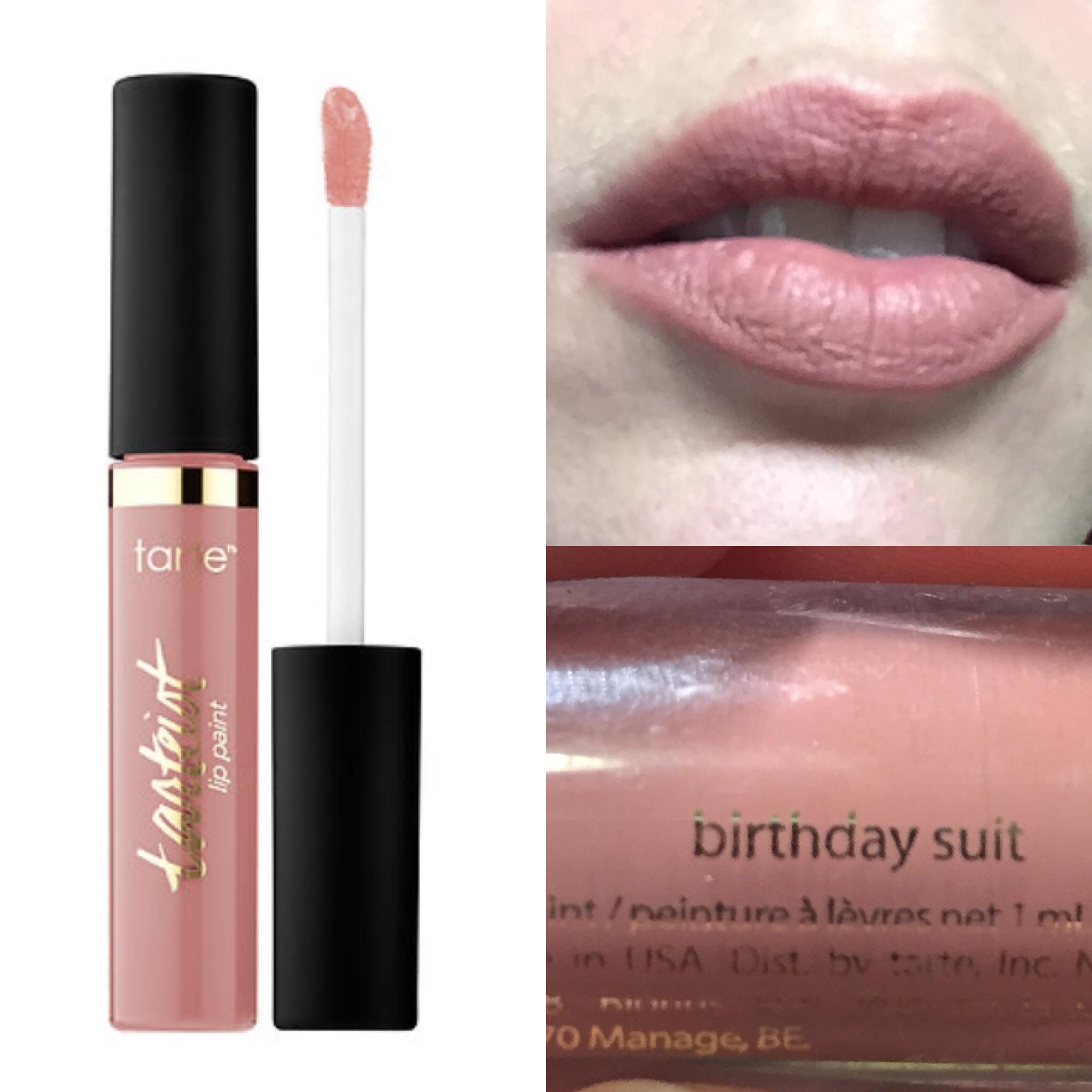 Tarte Lipstick Catalogue Emilyhunter Com