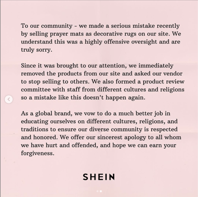 Everything Wrong With Shein — University Girl