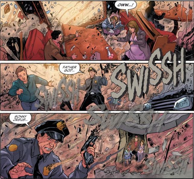 The Dark Age FCBD // Review — You Don't Read Comics