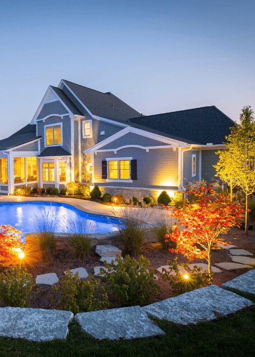 exterior lighting ideas