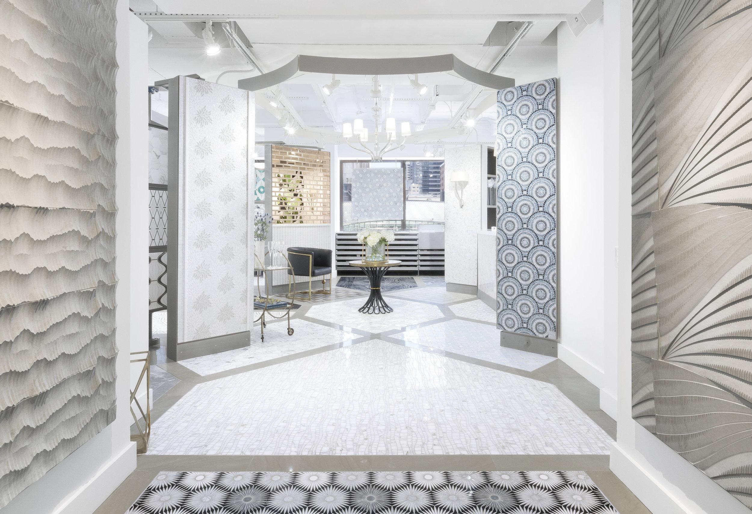 artistic tile ad dana liv interiors