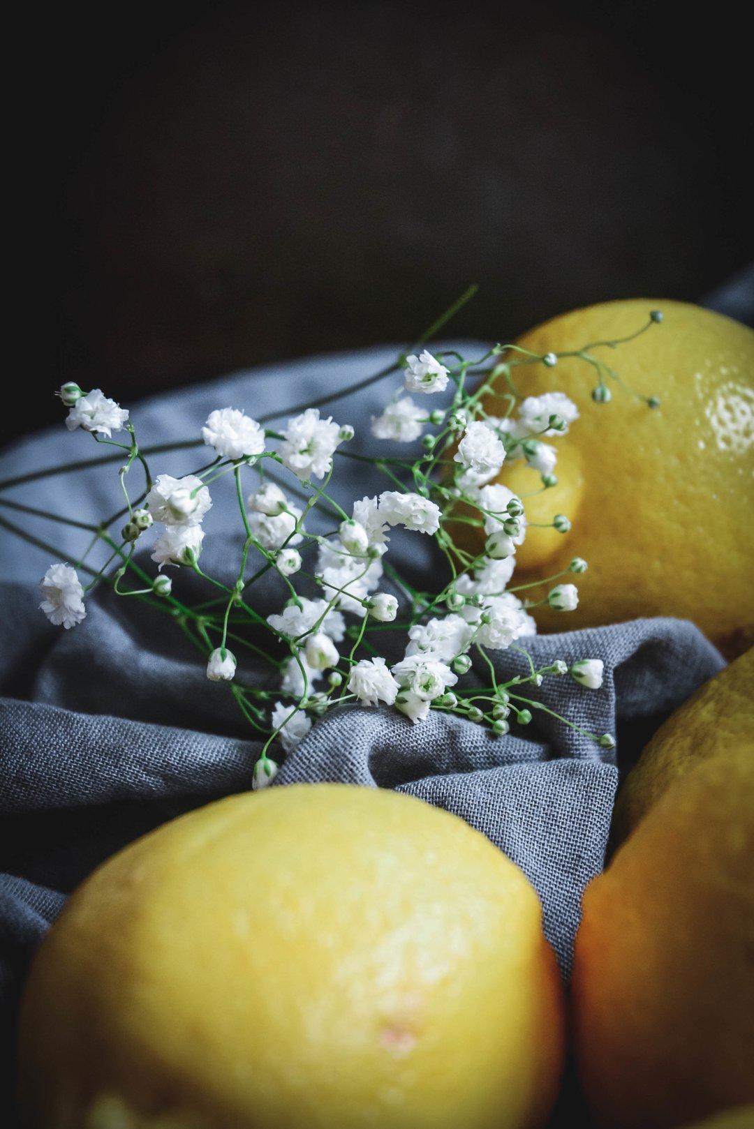 why drink lemon water