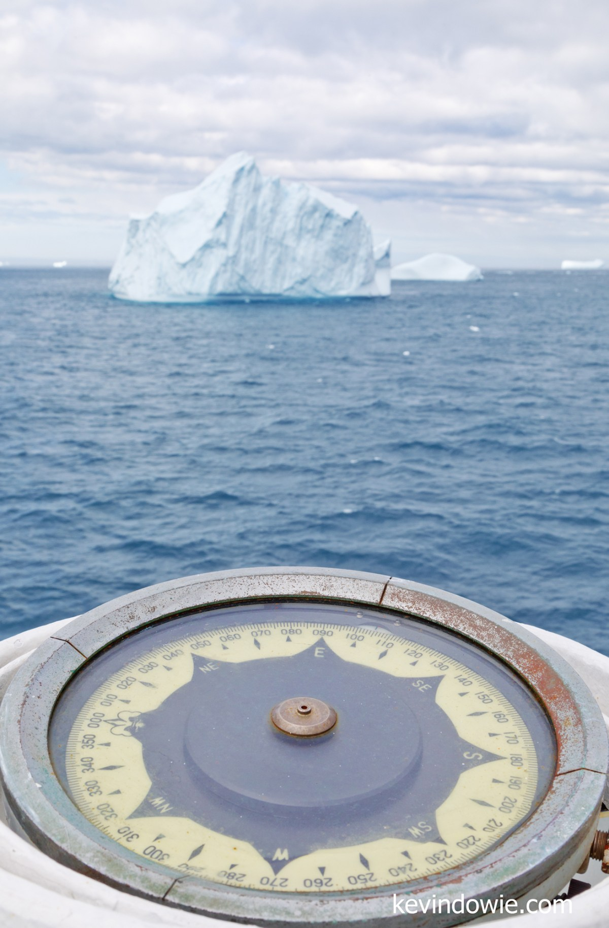 This was not the Titanic and Leo DiCaprio was nowhere to be seen…. lesson learnt! :-)