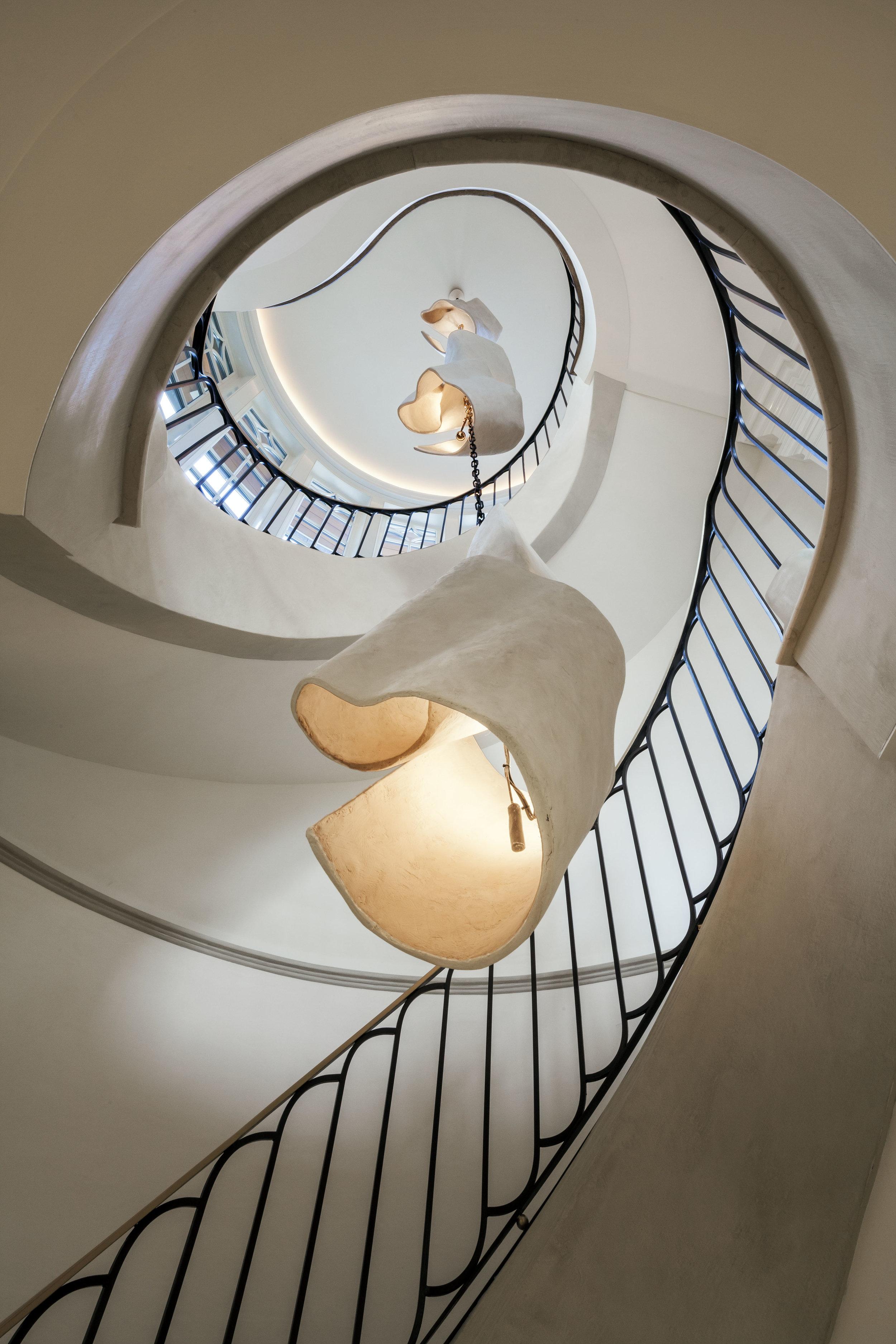 custom architectural lighting design in