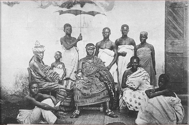 November 11, 1924: Prempeh I, King of Ashanti returns to the Gold Coast after 24 years in exile in the Seychelles — Edward A. Ulzen Memorial Foundation