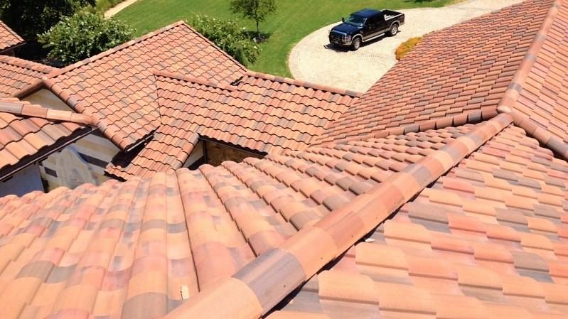 texas tile roofing ron davis custom