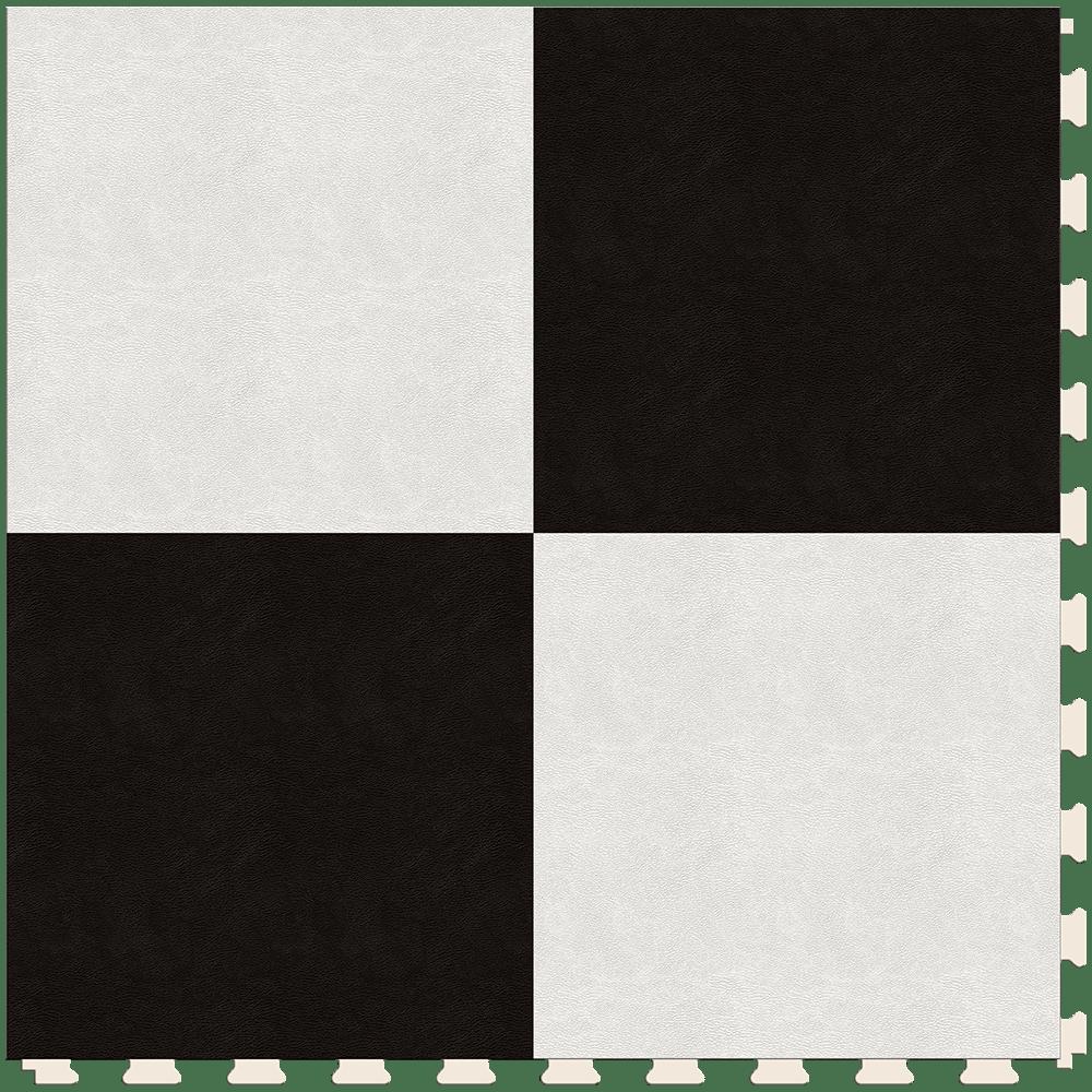 white black soda pop shop luxury vinyl tile perfection floor tile