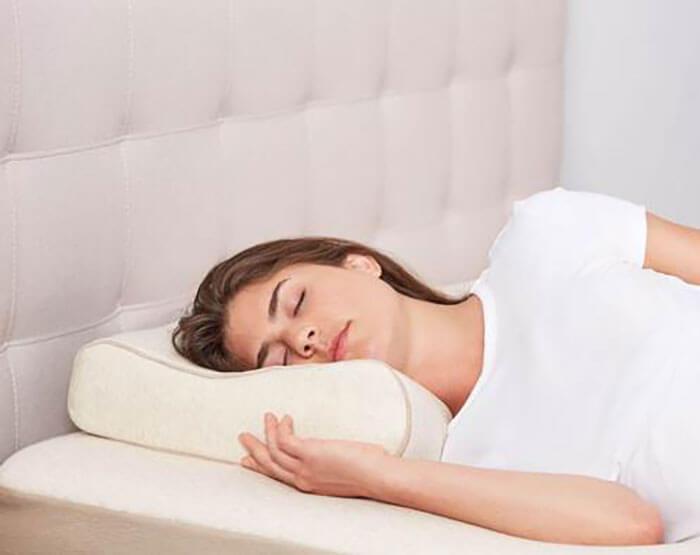 eco friendly and organic contour pillows