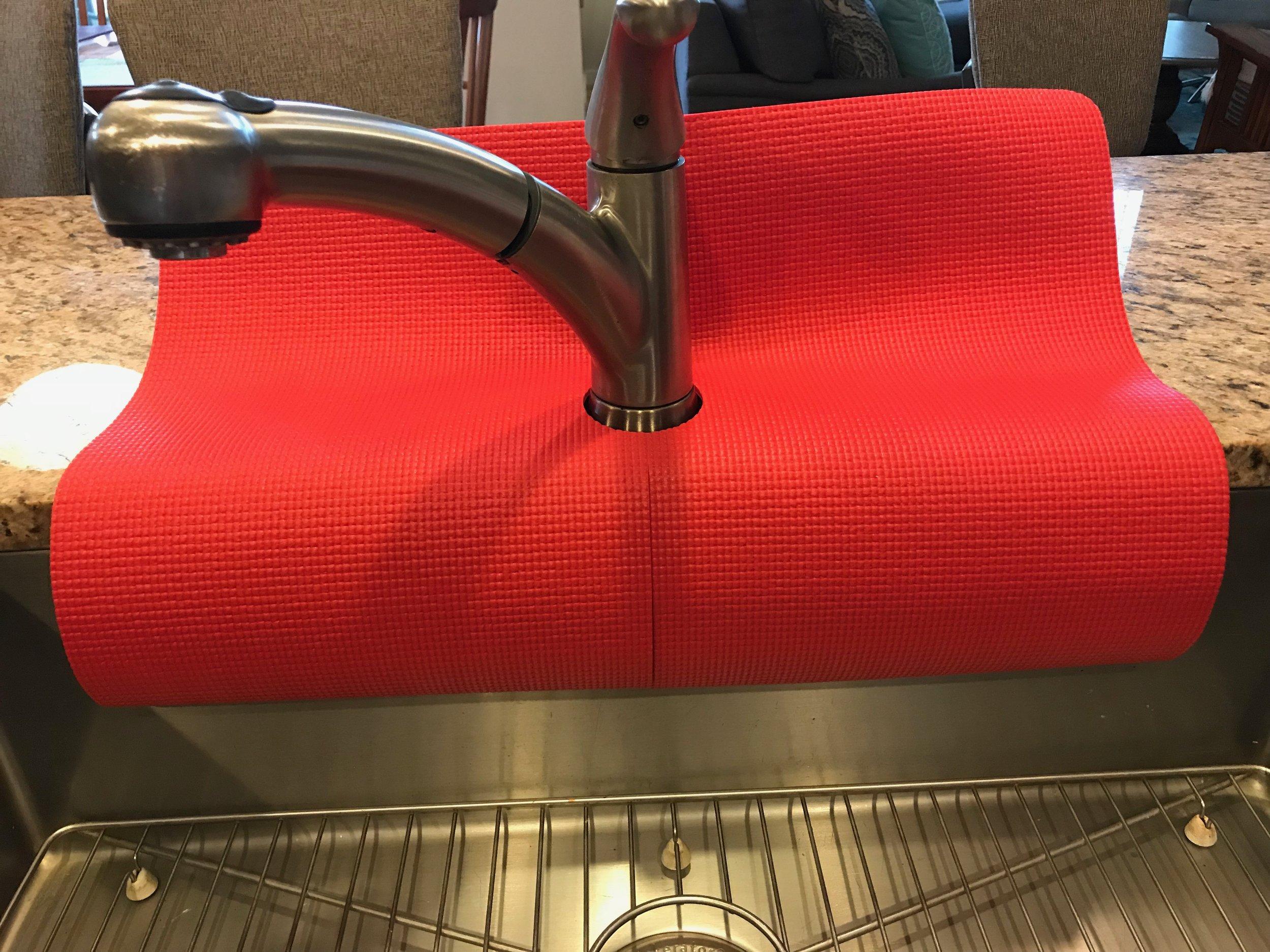 sink faucet splash guards comfy