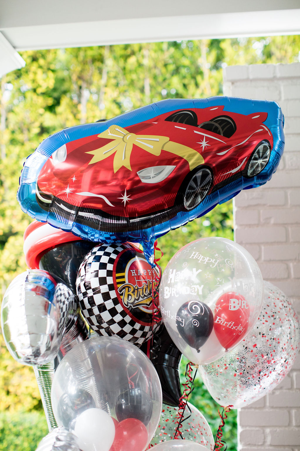 Inside My 2 Year Old S Cars Themed Birthday Party Molly Sims