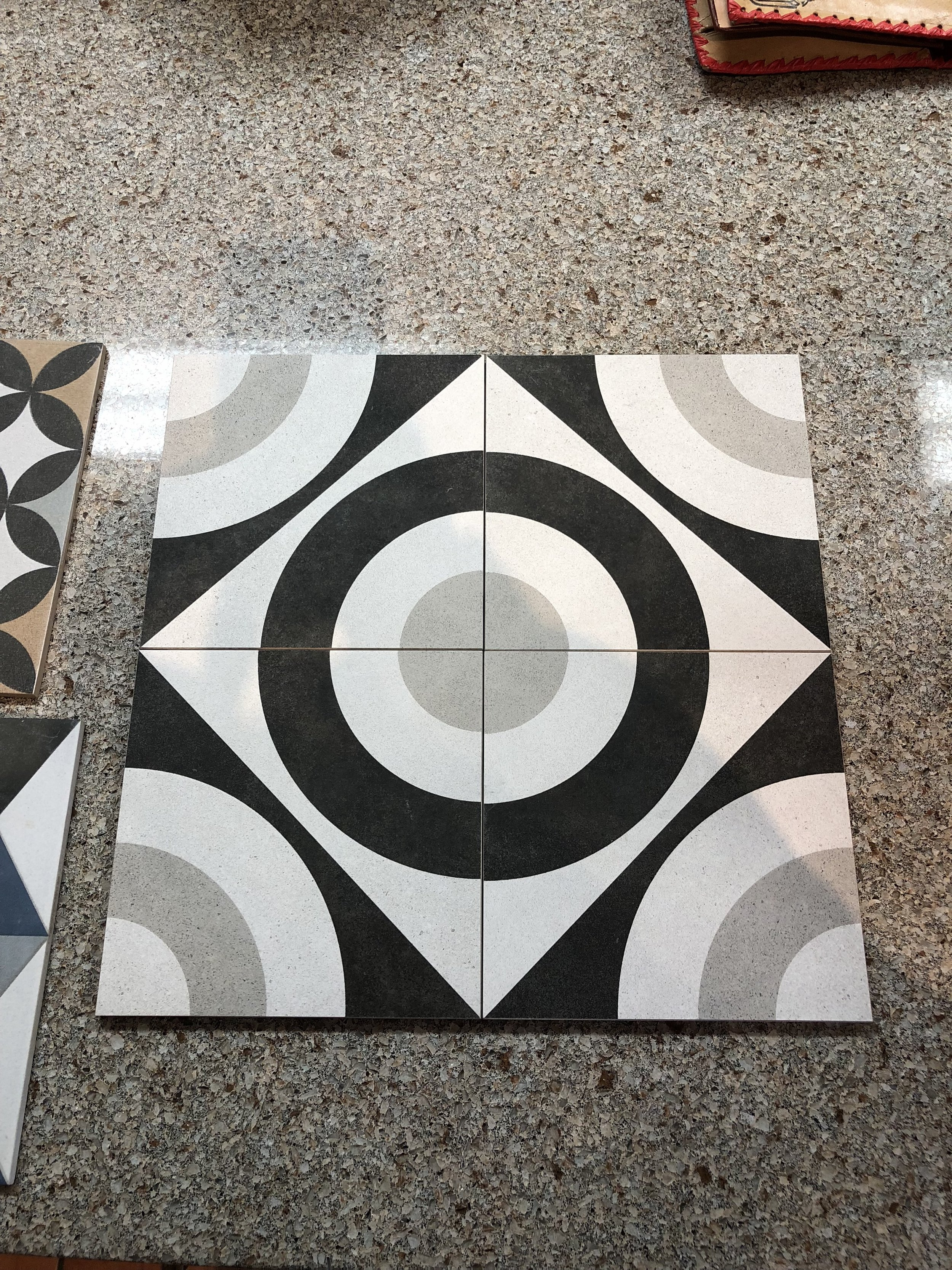 cement vs ceramic tile why we chose