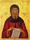 St. Antony of Egypt — Gottesdienst