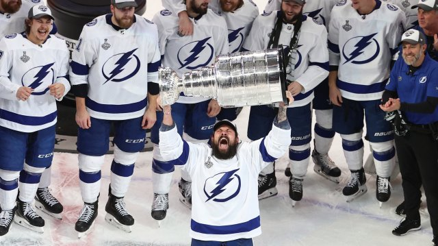 Victor Hedman, Steven Stamkos and Tampa Bay Lightning win 2020 Stanley Cup  — The Hofstra Chronicle