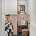 Laundry Utility Rooms One Room Challenge
