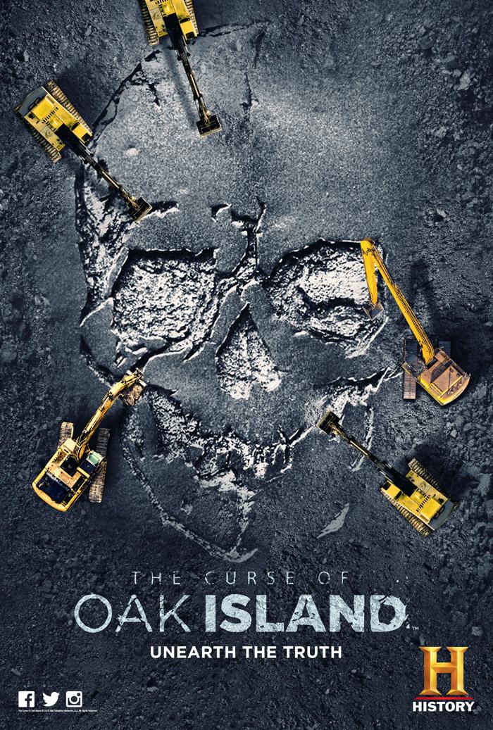 the curse of oak island gnah studios
