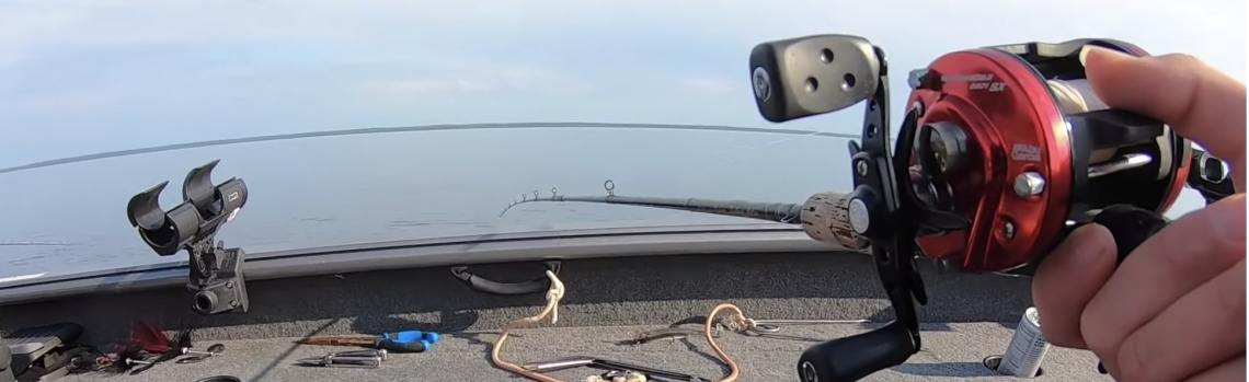 Vertical Jigging for Lake Trout