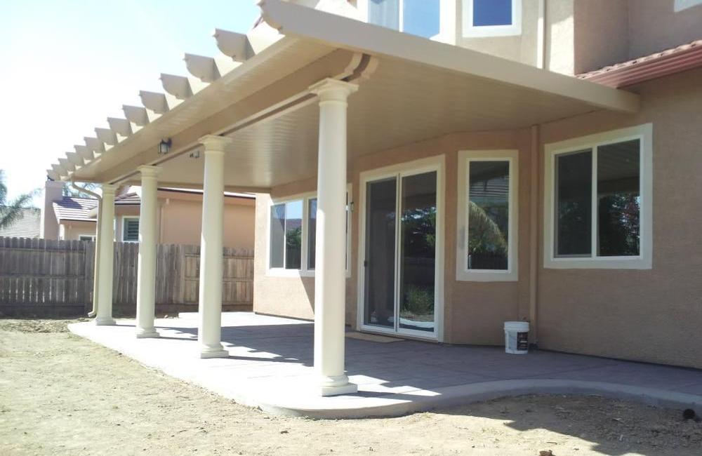 california patios