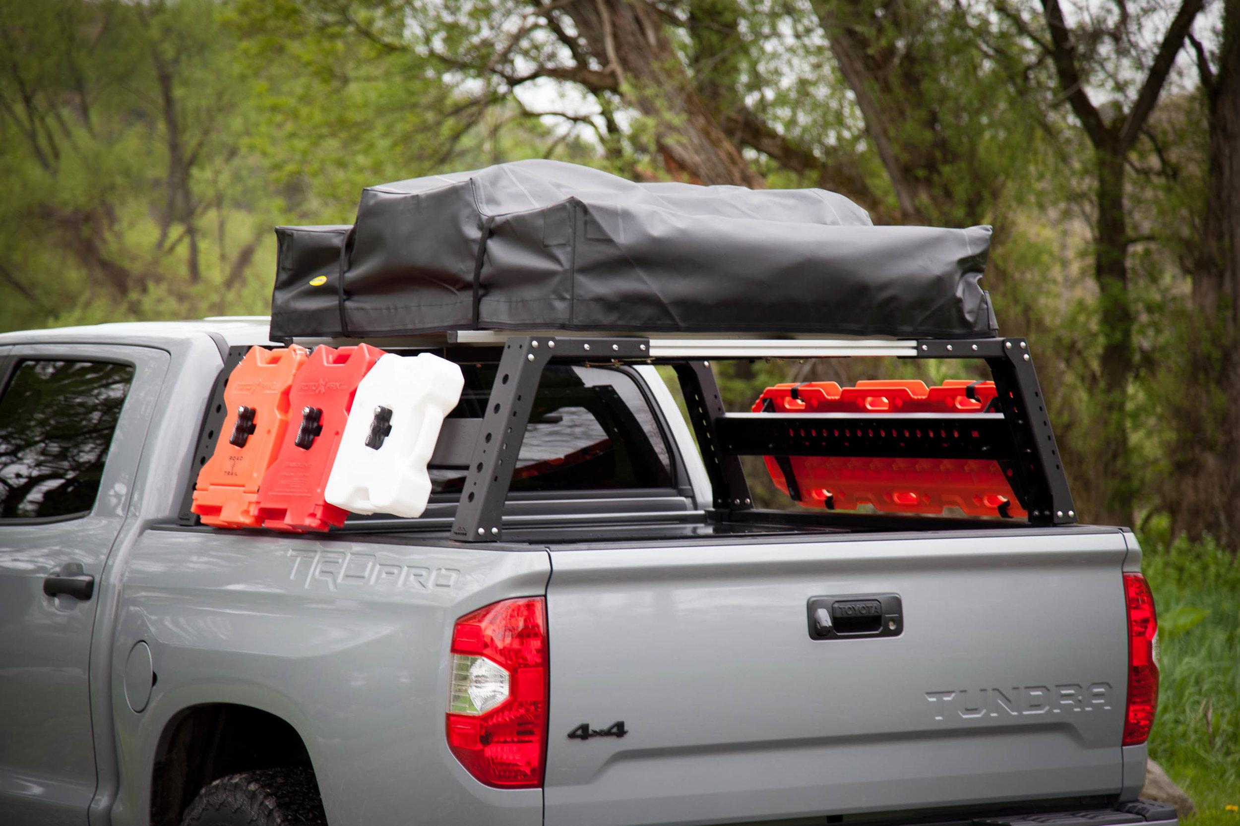 mispend ماركسي معالجة pickup truck bed rack