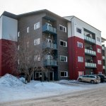 Alexander St Seniors Apartments Whitehorse Yt Northern Front Studio