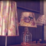 Lamp Shade Coverings Feature Lighting Co Uk