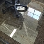 Glass Chair Mats Glass And Mirror Shoppe