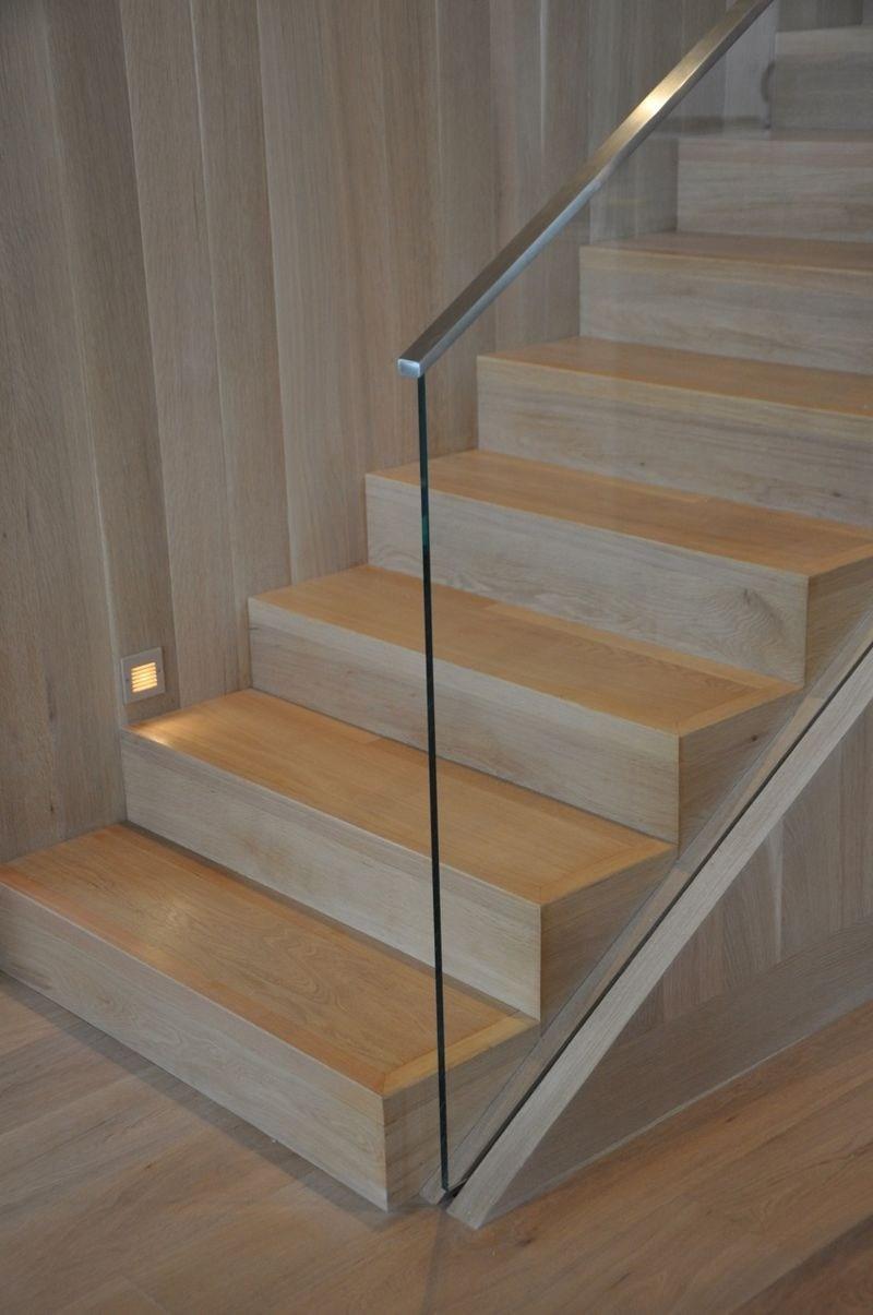 Glass Handrails Railings Stairs Decks Balconies | Glass Stair Railing Systems | Iron | Custom | Contemporary | Baluster | Design