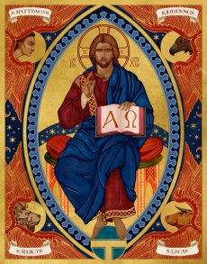 Christ in Majesty © Lawrence Klimecki