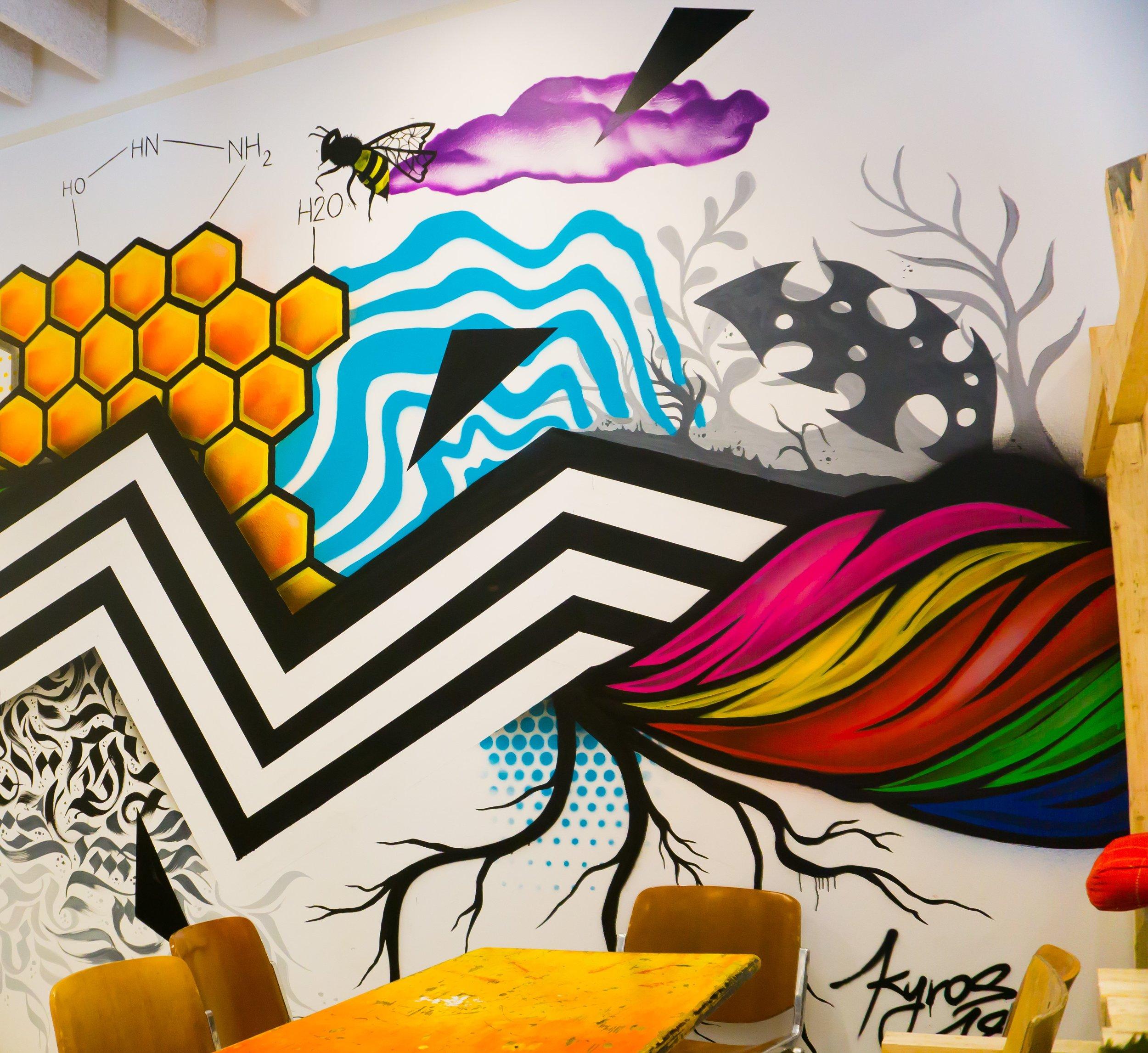 Reisepanorama Unterwegs Mit Reinhard A Sudy Graffiti Street Art