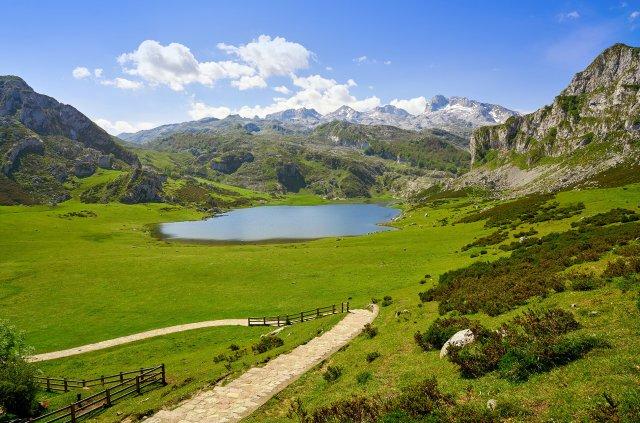 Los 15 Parques Nacionales de España - Picos de Europa | Foto: Dreamstime